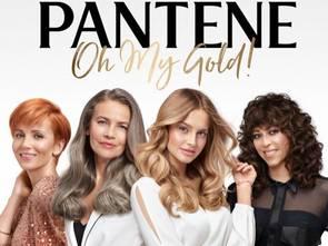 "Pantene rusza z kampanią ""Oh my Gold!"""