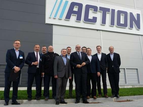 Action otworzył pierwsze centrum dystrybucyjne