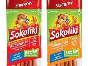 Sokołów. Sokoliki