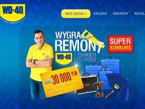 Wygraj remont z marką WD-40