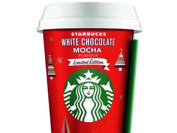Starbucks White Chocolate Mocha