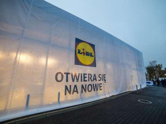 Lidl ma już 701 sklepów w Polsce!