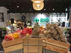 900. sklep Carrefour i to w nowym formacie