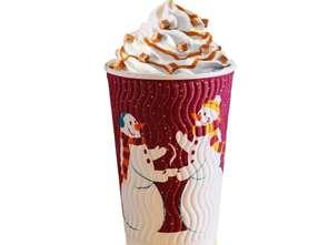 Zimowe smaki w Costa Coffee