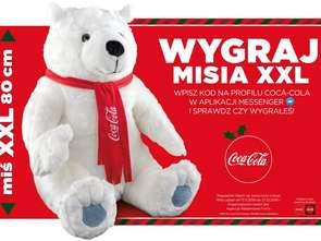 Coca-Cola świątecznie
