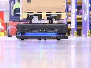 DB Schenker wprowadził autonomiczne roboty