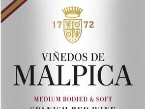 Vinedos de Malpica Red z winnicy Bodegas Osborne