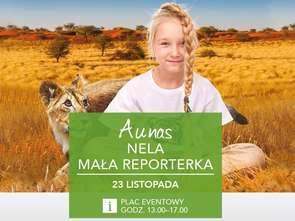 Nela Mała Reporterka w Zielonych Arkadach