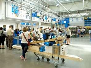 Castorama ułatwia klientom transport dużych produktów