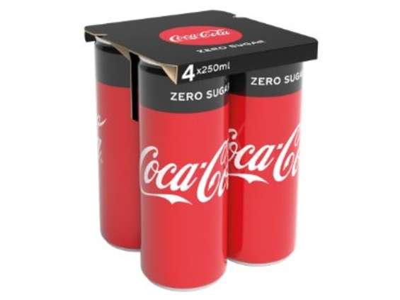 Coca-Cola bez folii już na początku 2020 r.