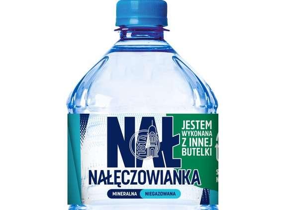 Nestlé Waters Polska. Nałęczowianka