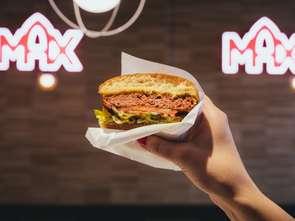 Max Premium Burgers wprowadza bezmięsnego burgera