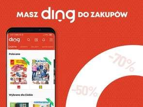 Ding - nowy serwis i aplikacja gazetkowa
