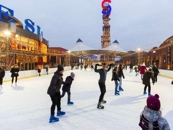 Zimowe szaleństwo w Silesia City Center