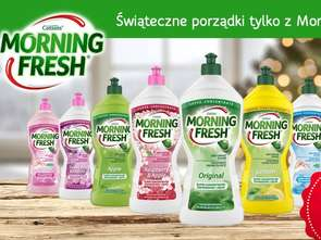 Grupa PZ Cussons. Morning Fresh