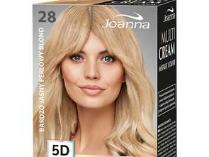 Laboratorium Kosmetyczne Joanna. Joanna Multi Cream Color Metalic