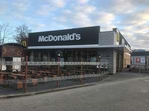 McDonald's w Łowiczu już otwarty