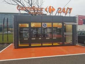 Carrefour uruchomił sklep samoobsługowy w Warszawie