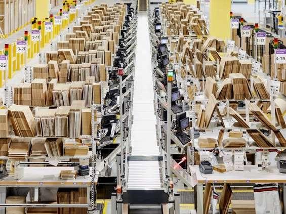 E-handel zmienia magazyny