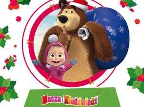 Masza i Niedźwiedź w CH 3 Stawy