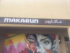 Makarun otworzył się w Dubaju