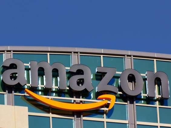Amazon ze sprzedażą najwyższą w historii