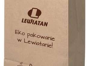 Papierowe torby w Lewiatanie