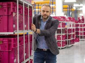 Jacek Palec, Frisco.pl: e-commerce uzupełnia handel tradycyjny