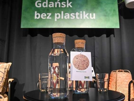 IKEA Gdańsk bez plastiku