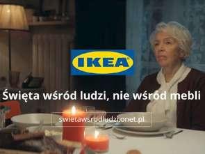 """IKEA mówi """"nie"""" samotności w święta"""