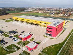 Terminal DHL Express w Poznaniu już działa