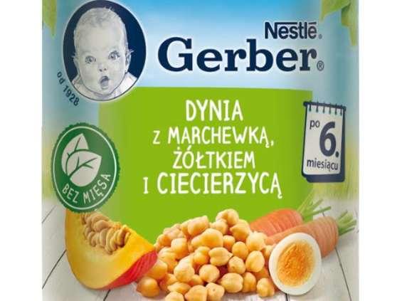 Nestlé Polska. Dania Gerber