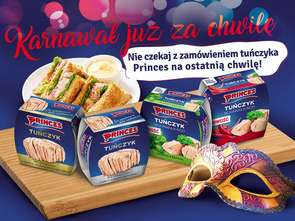 Princes Foods. Tuńczyki Princess