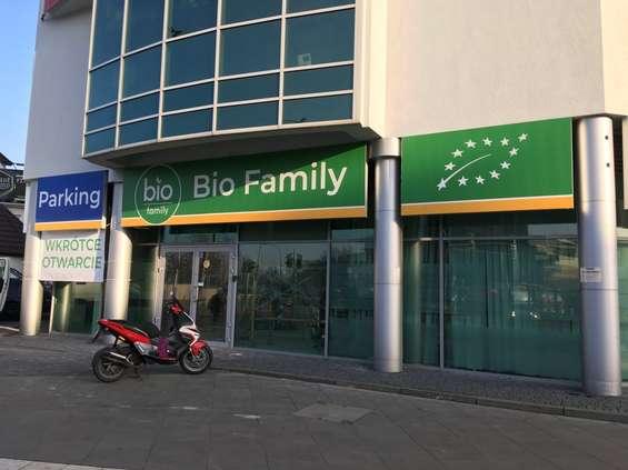 25 stycznia - otwarcie Bio Family w Warszawie