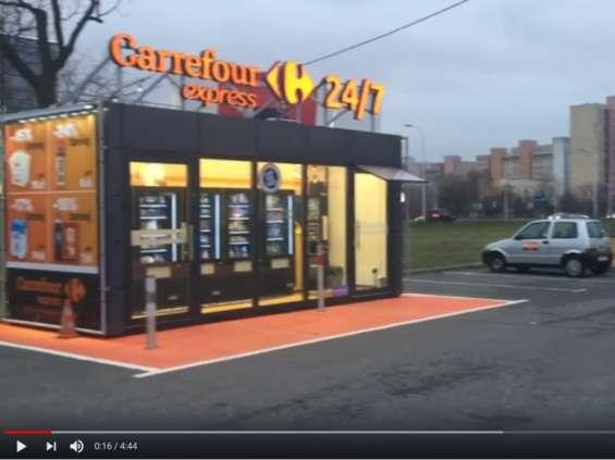 TESTUJEMY: zakupy w bezobsługowym Carrefourze [WIDEO]