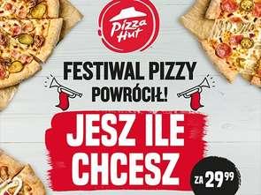 Festiwal Pizzy powraca do Pizza Hut