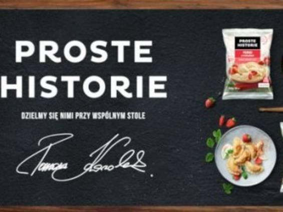 Proste Historie z nową kampanią reklamową