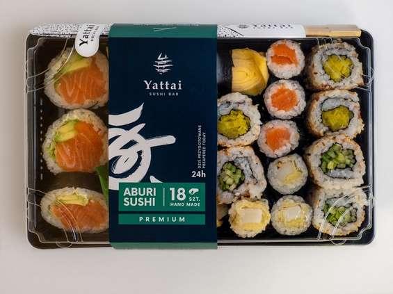 W Lidlu sushi prosto z restauracji
