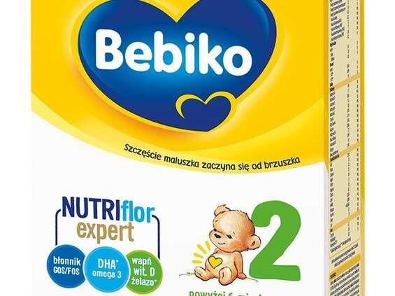 Nutricia. Bebiko 2