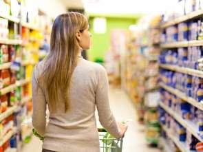 PMR: rośnie wartość sprzedaży detalicznej artykułów spożywczych