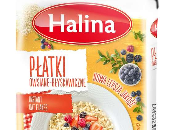 Sawex Foods. Płatki marki Halina