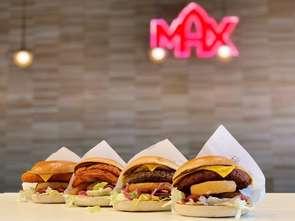MAX Premium Burgers z sezonową nowością