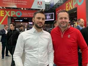 Aplikacja żappka prezentowała się w Nowym Jorku