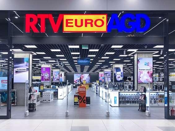 RTV Euro AGD ma już prawie 300 sklepów