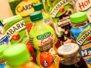 Producenci napojów owocowych walczą z podatkiem cukrowym