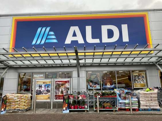 Brytyjczycy lubią Aldiego i Lidla