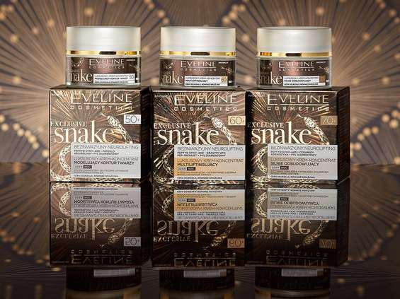 Eveline Cosmetics. Linia Exclusive Snake