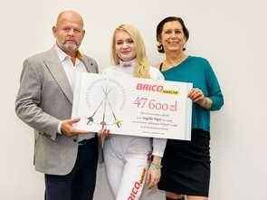 Muszkieterowie wspierają finansowo medalistkę - szablistkę