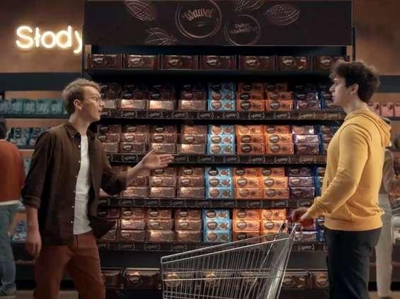 Wawel wspiera czekolady w kampanii