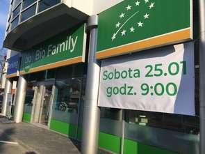 W sobotę otwarcie pierwszego Bio Family w Warszawie